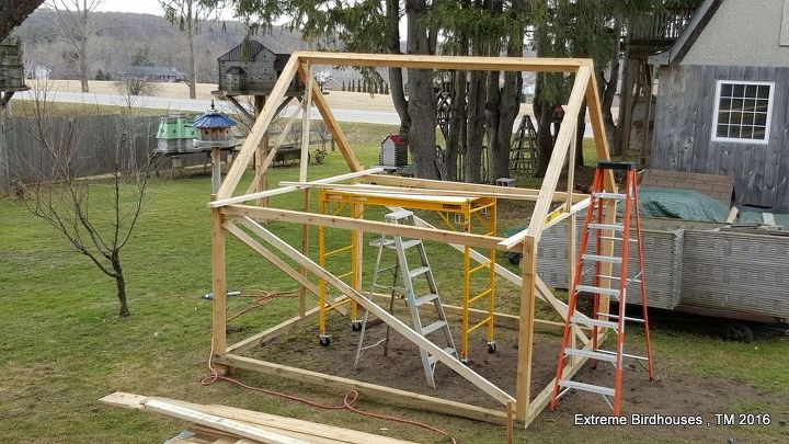 cedar 4x4 greenhouse