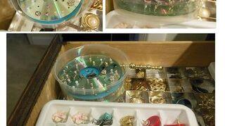, My earring drawer