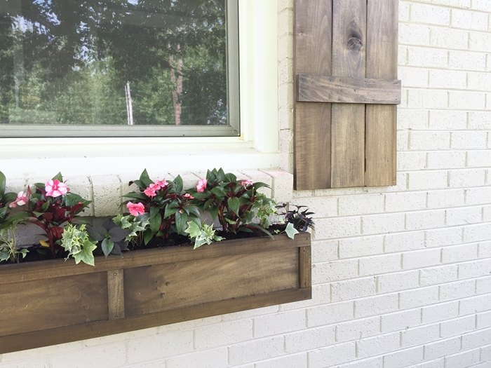 s 15 exquisite ways to show off your prized flowers, Build A Box Underneath Your Window