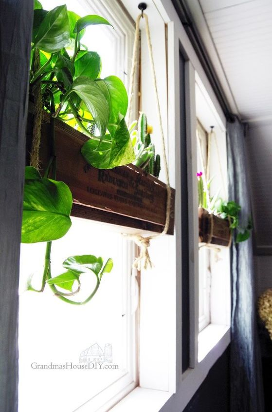 s 15 exquisite ways to show off your prized flowers, Hang A Flower Box In Your Room