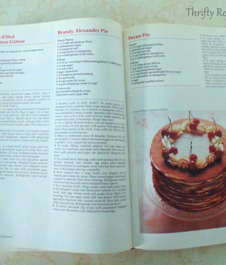 diy decoupaged kitchen counter recipe