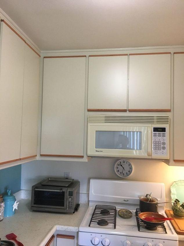 Update apartment kitchen cabinets | Hometalk