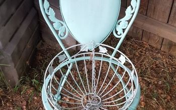 Potting Ing Chair Conversion