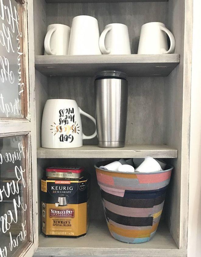 s 30 super cute easy diy ideas for your kitchen, Decorative Patchwork Pot