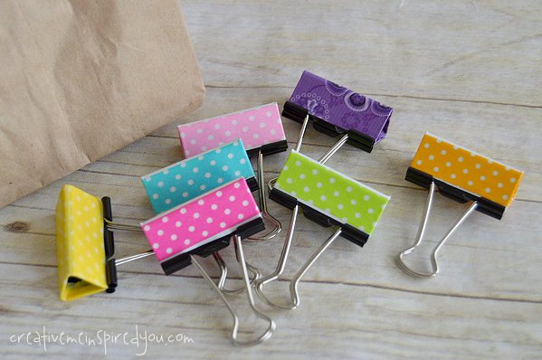 s 30 super cute easy diy ideas for your kitchen, Funky Kitchen Clips