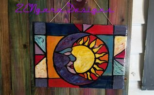 wood you like to turn any design into stained glass
