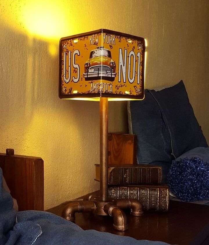 s 25, Light Up The Room With A Homemade Lamp