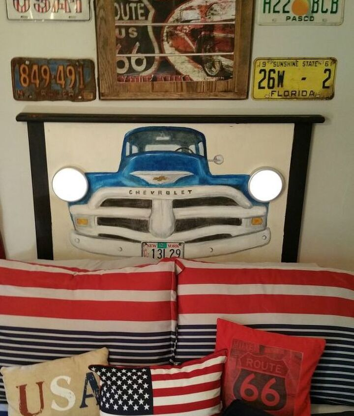 s 25, And Pair It With A Matching Truck Headboard