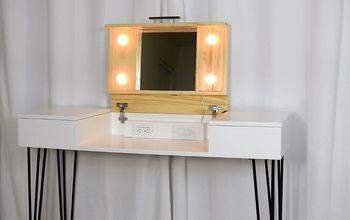 How To Makeup Vanity Desk