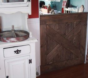 diy barn door baby gate & DIY Barn Door Baby Gate | Hometalk