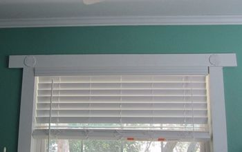 inexpensive window trim