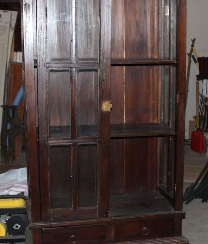 painted furnture antique cabinet maek