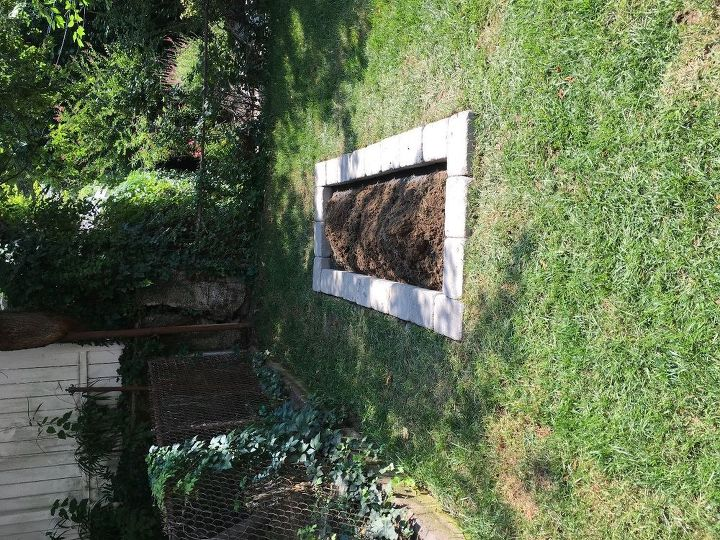 q paver stone retaining wall base how perfectly straight and level