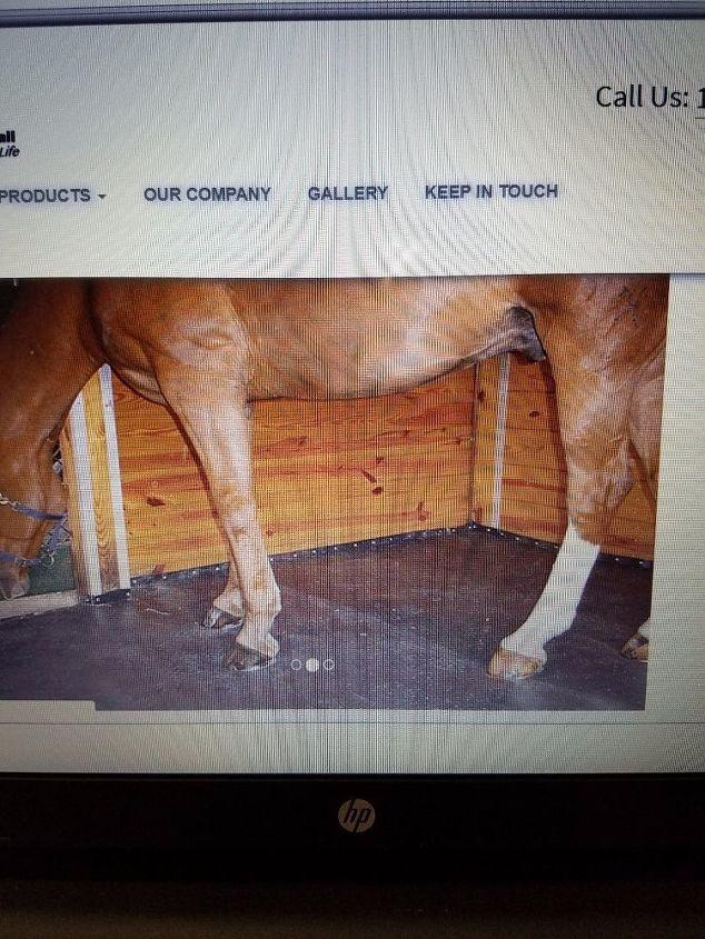 q anyone use soft stall mat system horse stall mat