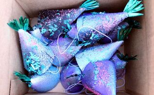 how to upcycle party hats for your unicorn themed party