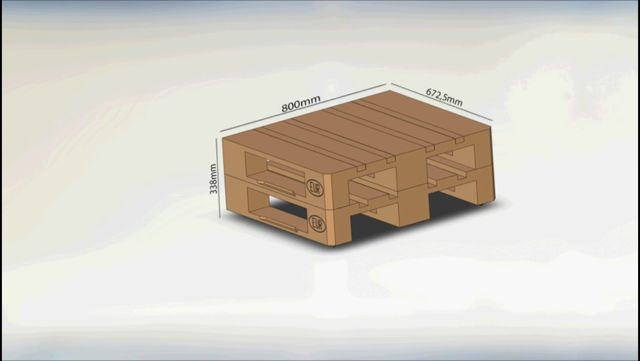The Coffee Table's Measurements