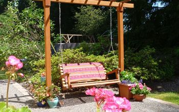 Amazing DIY Backyard Transformation on a Tiny Budget
