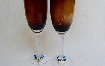 Make Your Own Wine Charms for Party Favors or Hostess Gifts