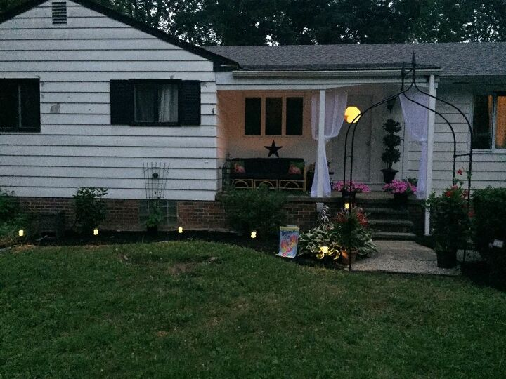 e curb appeal help on shoestring budget