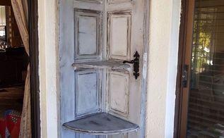give an old door new purpose zelda k