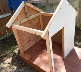 diy dog house & DIY Dog House | Hometalk