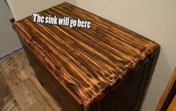 How to Make New Wood Look Old!