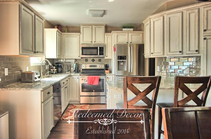 redeemed decor kitchen remodel