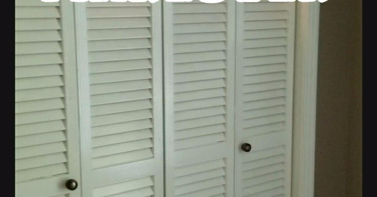 Bye bye fold doors shiplap inspired closet door makeover hometalk shiplap inspired closet door makeover hometalk eventshaper