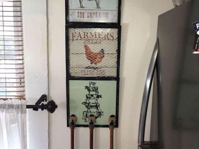 diy dollar tree farm house kitchen decor   hometalk
