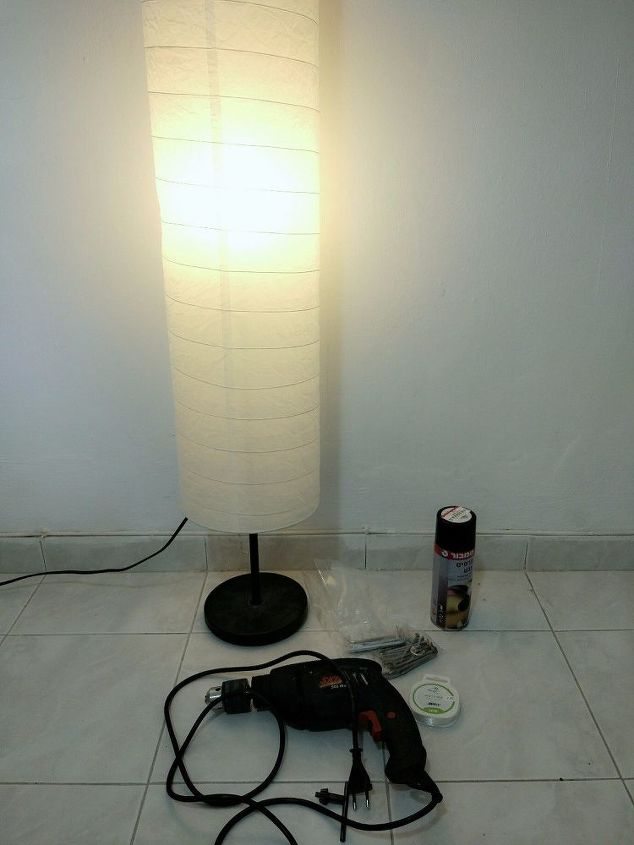 upgrading an ikia lamp idias