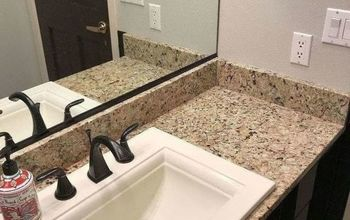 Removing a Bathroom Sink and Vanity