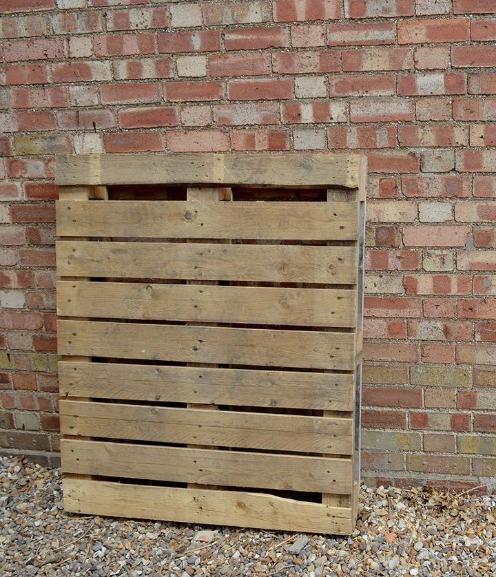 stunning moroccan style upcycled pallet planter