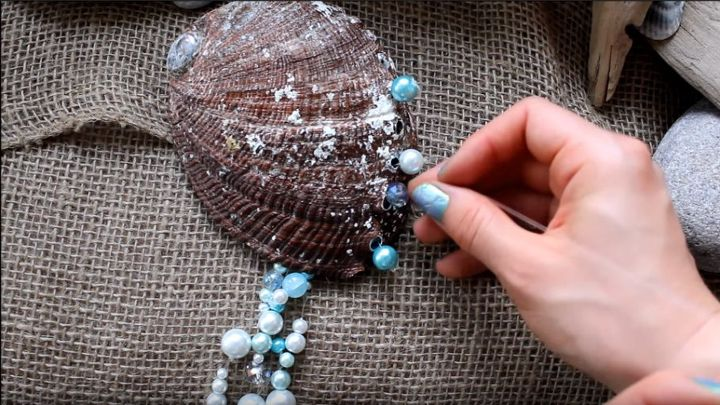 how to make a wind chime abalone shell wind chime tutorial
