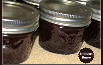 homemade scuppernong muscadine jelly from your orchard
