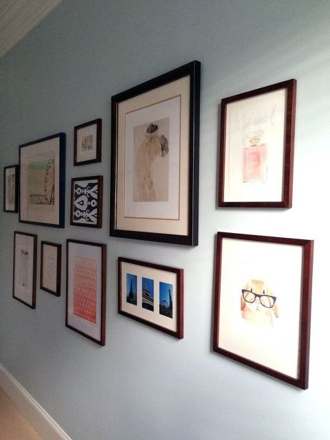 Easily Update Picture Frames With Spray Paint Hometalk