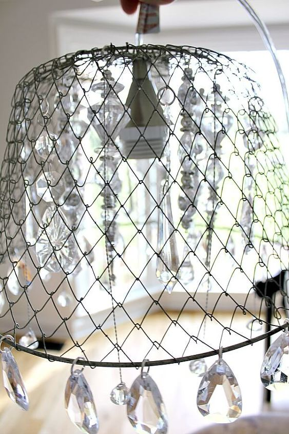 Diy chandelier tutorial hometalk diy chandelier tutorial aloadofball Gallery