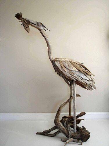 How Do You Put Together A Driftwood Sculpture Hometalk