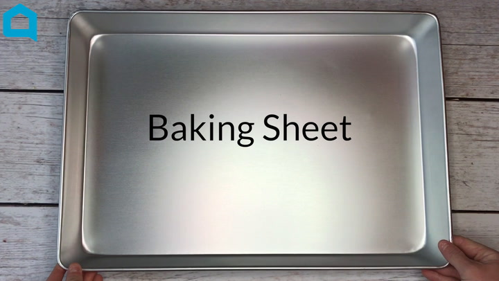 s 10 surprising ways to repurpose those baking pans you have, Stop Puddles With A River Rock Tray