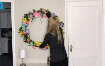 4 Stunning Summer Wreath Ideas for Under $15