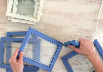 5 beautiful home decor ideas from the dollar store