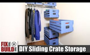 floating pallet storage crates