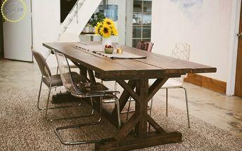 diy ana white farmhouse table
