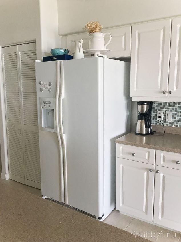 Hideaway Coffee Bar Microwave Station Diy Hometalk