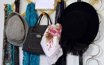 Organize Accessories With a Cup Rack, and Other Clever Storage Ideas