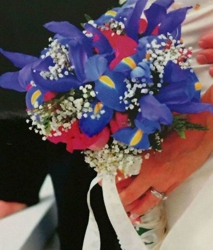 wedding bouquet diy