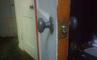 facelift for old door knobs