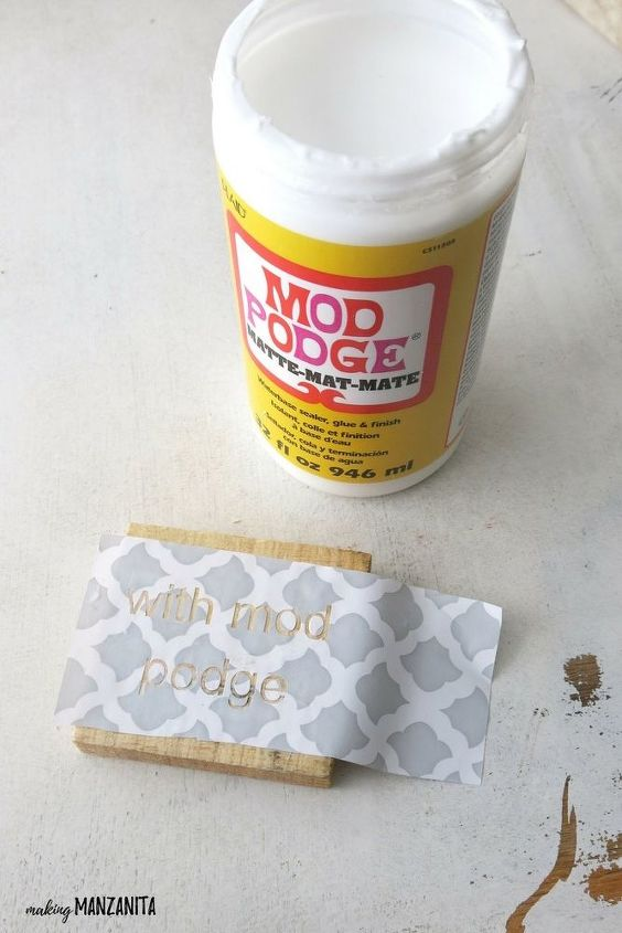 how to prevent stencil bleeding sign making hack
