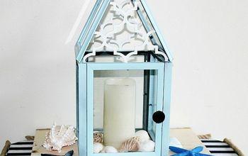80a08ed6673d Create A Beautiful DIY Lantern From Dollar Store Frames