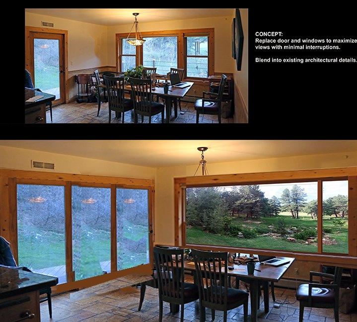 windows diy big national co or local contractor