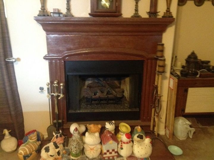Astonishing How To Remove Current Fireplace Surround And Or Mantel Download Free Architecture Designs Scobabritishbridgeorg